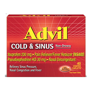 ADVIL COLD & SINUS LIQ-GE