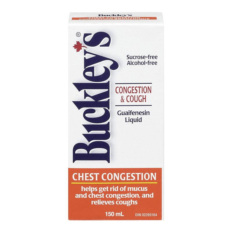 BUCKLEY'S CONGESTION & COUGH 150ML