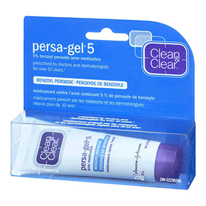 CLEAN & CLEAR PERSA 28G 5%
