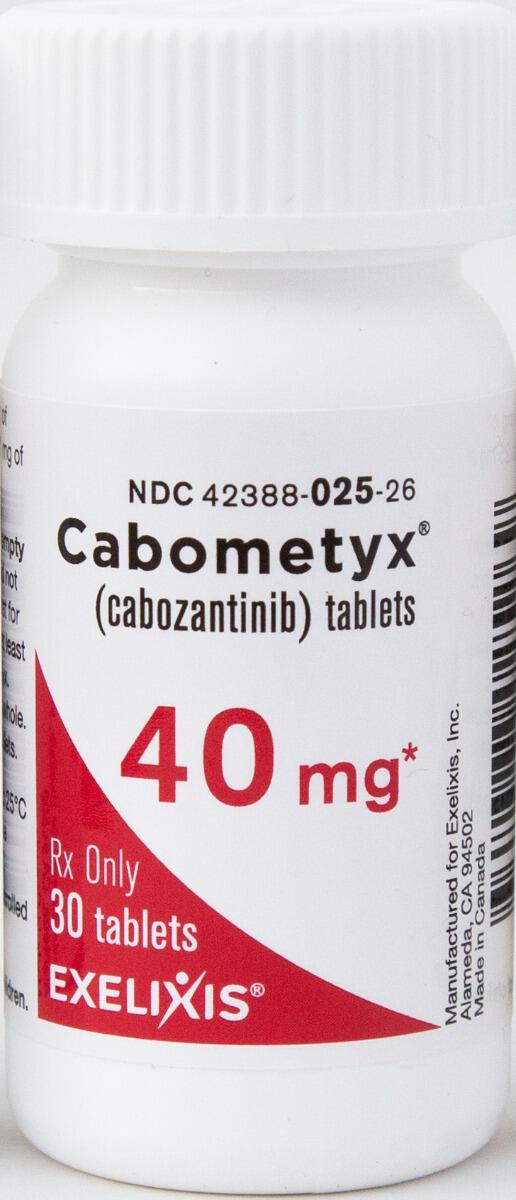 Cabometyx