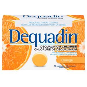 DEQUADIN 16 0.25MG